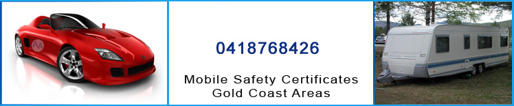 Upper Coomera safety certificates Gold Coast